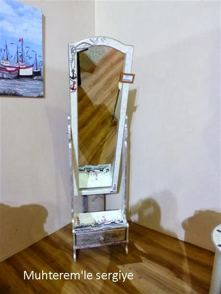 Marine Themed Mirror