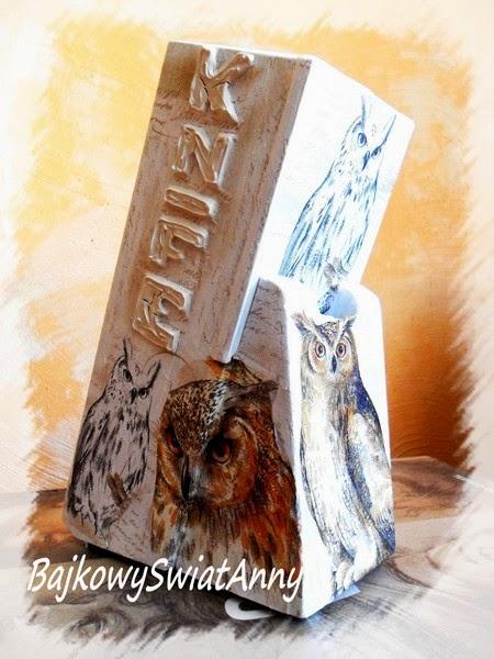 Stojak na noże – Odnawiamy