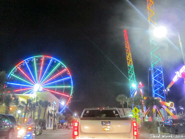 myrtle beach amusement park