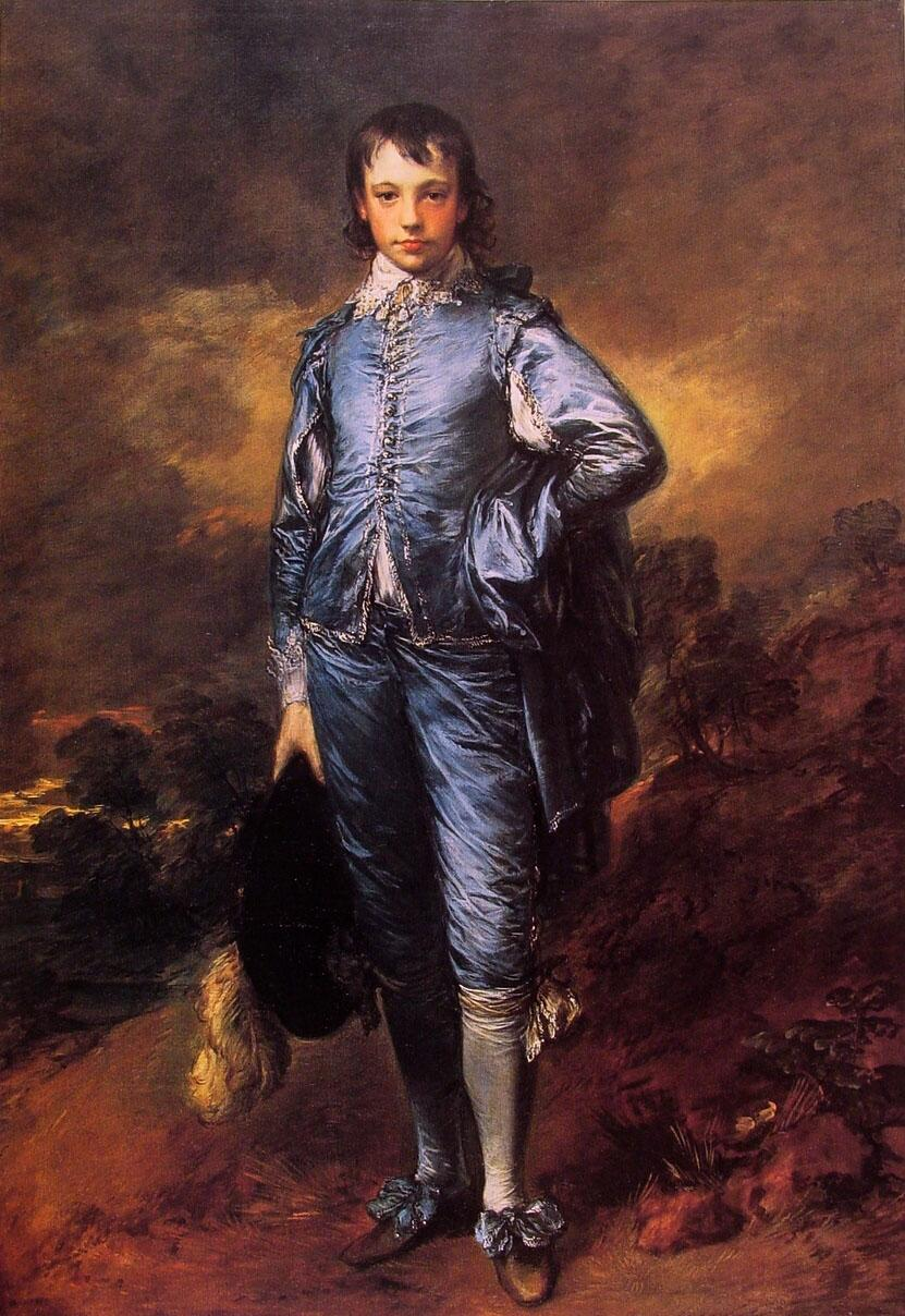 thomas gainsborough the blue boy essay Thomas gainsborough was the youngest son of john and mary gainsborough of his ten siblings, it was thomas who had shown interest in painting early in life his desire for portraiture and landscapes began to surface when he was barely ten years old.