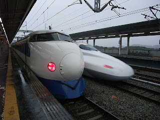 Shinkansen kereta Peluru Jepang
