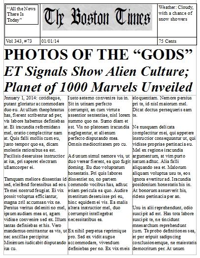 ET Headline