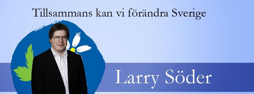 Larry Söder - Kristdemokrat från Frillesås !