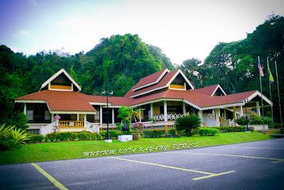 Lokasi Muzium Kota Kayang Perlis