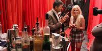Charlotte Caniggia alcohol
