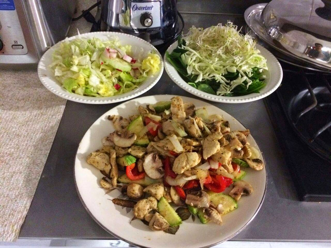 Fitness latino comida para despues de entrenar en etapa for Gastronomia definicion