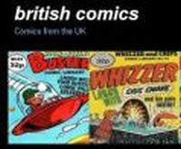 Web de cómic británico.