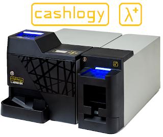 Cajon inteligente Cashlogy