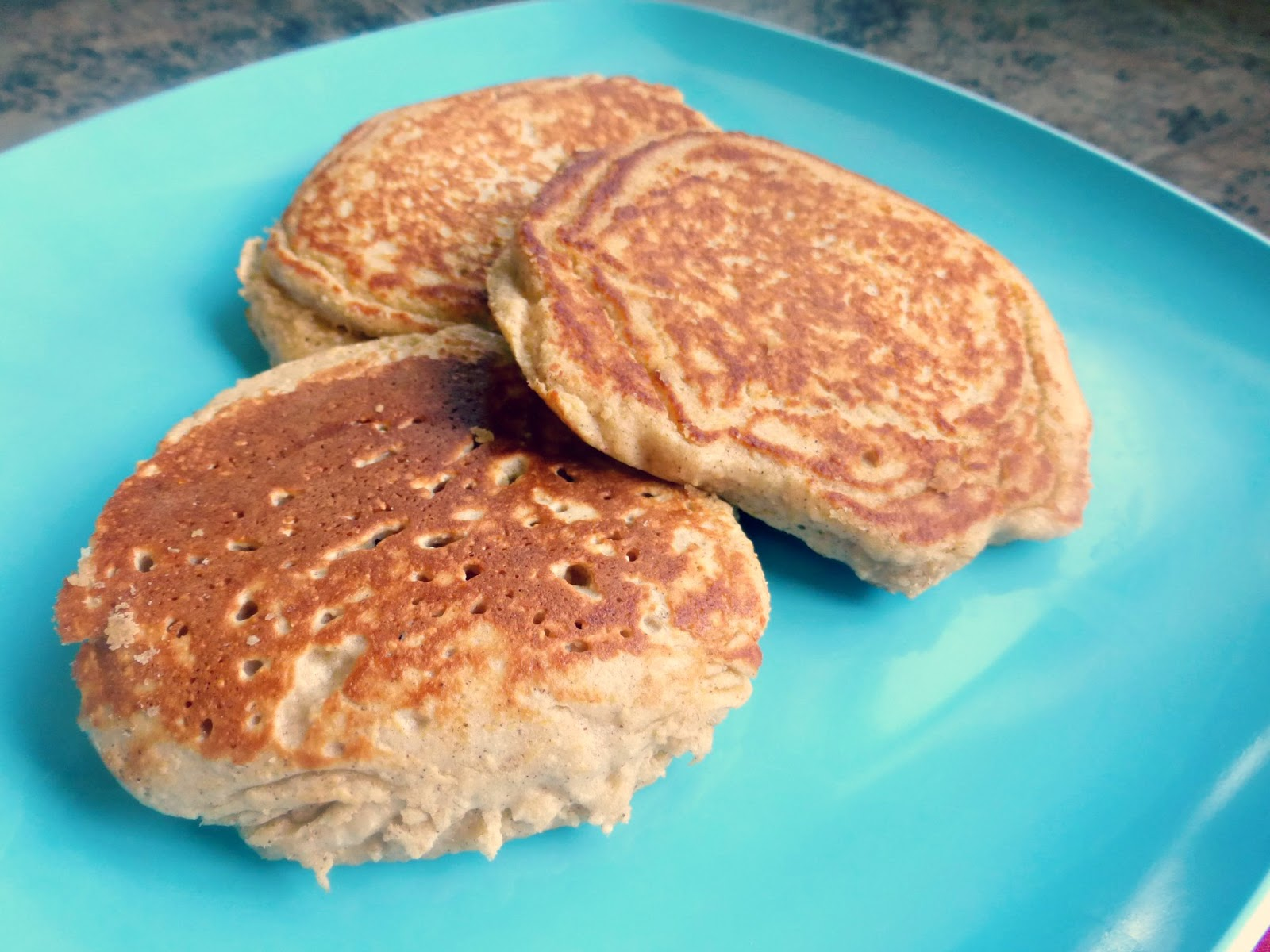 buttermilk style gluten-free pancakes with oat flour
