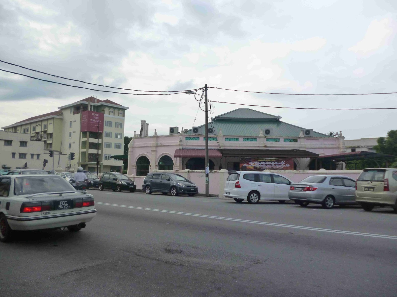 taiping muslim Panorama hotel is located in the heart of taiping town book direct with  panorama hotel for your next trip to taiping, perak.