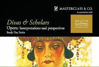Masterclass & Co: Divas and Scholars