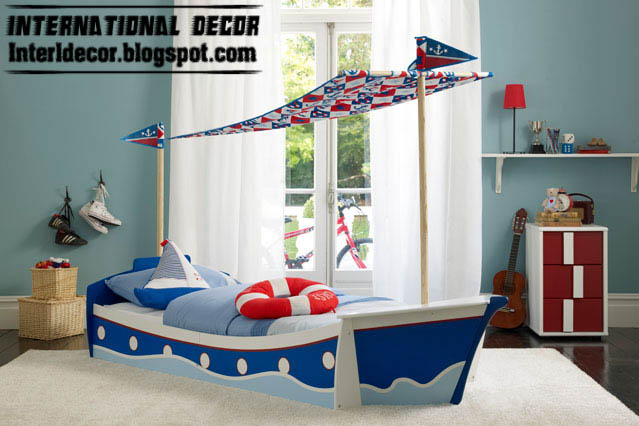 Boat Bed Design 639 x 426