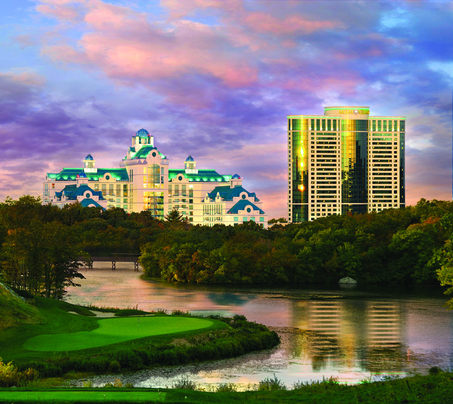 Foxwoods casino golf savannah gambling boat reviews