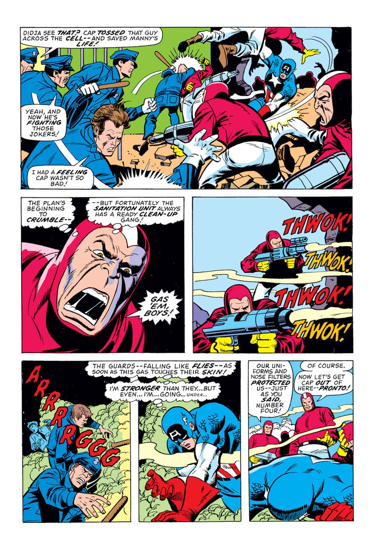 Captain America (1968) Issue #171 #85 - English 4