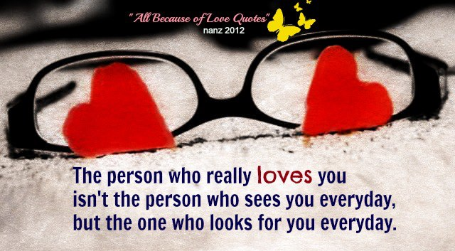 The Person Who Really Loves You Isnu0027t The Person Who | Images Love Quotes