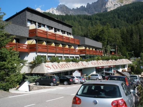 Sporthotel Obereggen in Südtirol