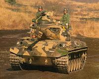 Type 61 MBT