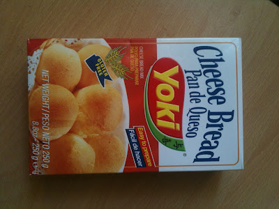 yoki cheese bread