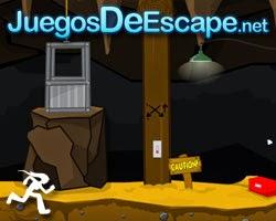 Juegos de Escape Escape Plan: Diamond Mine