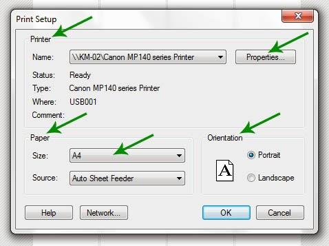Cara mudah mencetak foto ukuran formal dengan photoscape