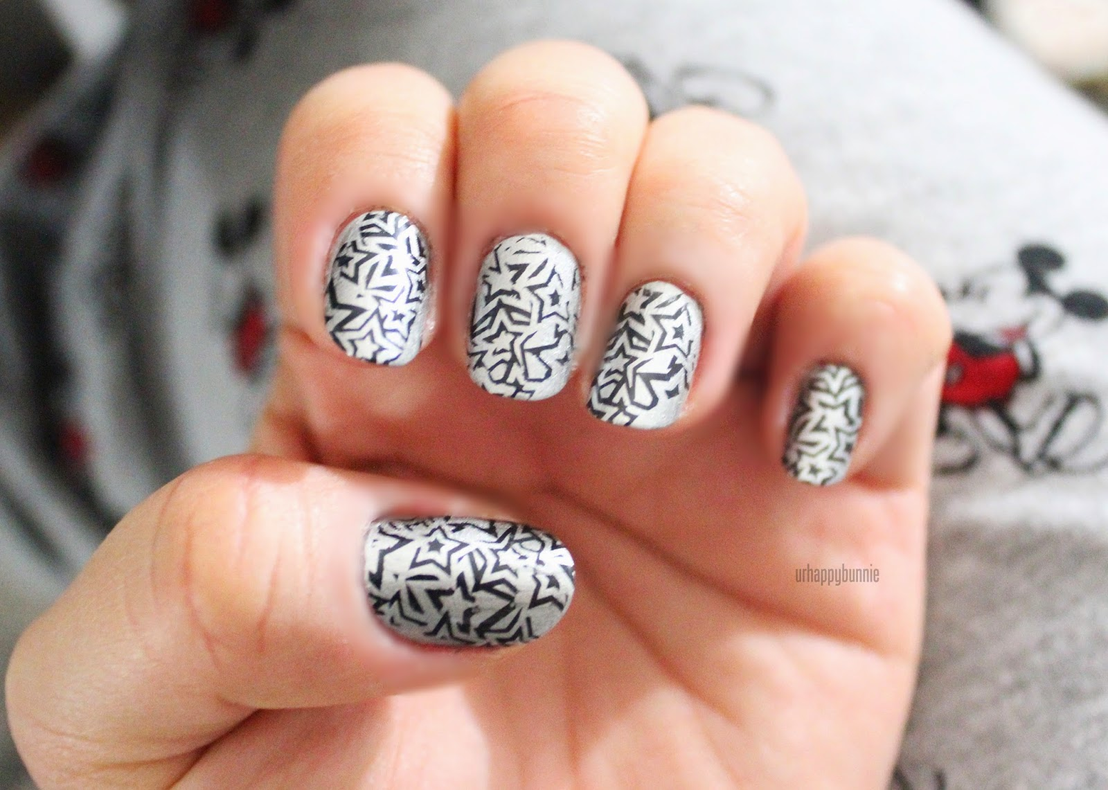 UrHappyBunnie: Konad Stamping Nail Art Set Review