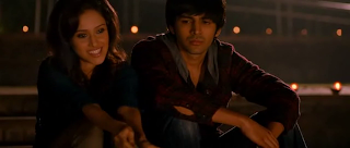 Screen Shot Of Video Song Baanwre From Movie Pyaar Ka Punchnama (2011) Download All Video Songs HD Free at worldfree4u.com