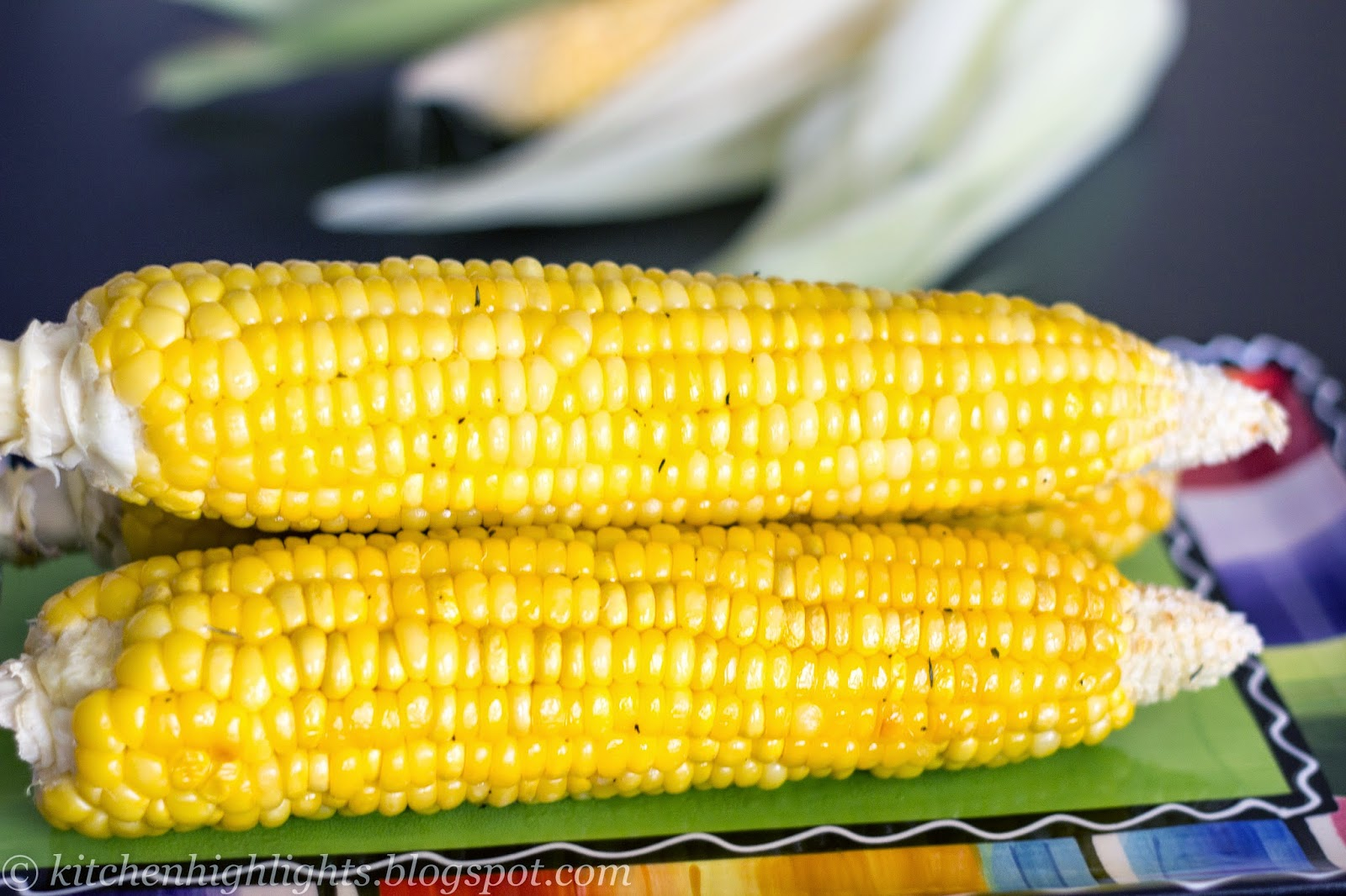 Corn on the cob is a delicious vegetable that can be enjoyed on its own or as a side dish for a variety of meals