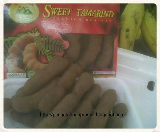 Sweet Tamarind, Asam Namanya Tapi Tidak Rasanya
