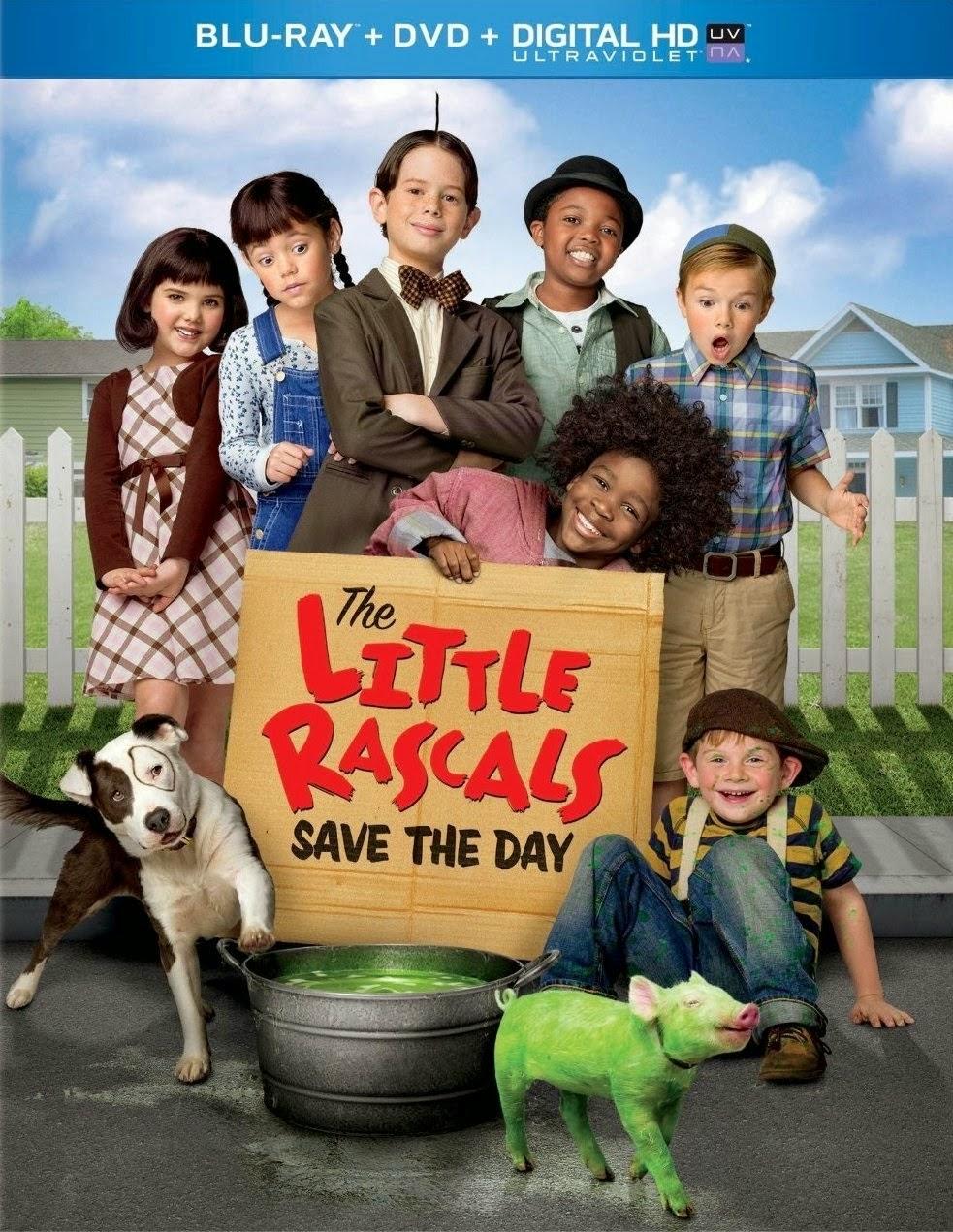 ดู The Little Rascals Save The Day แก๊งค์จิ๋วจอมกวน