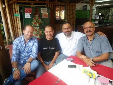 Encuentro Nacional de Escritores. Luis Vidales. 2013