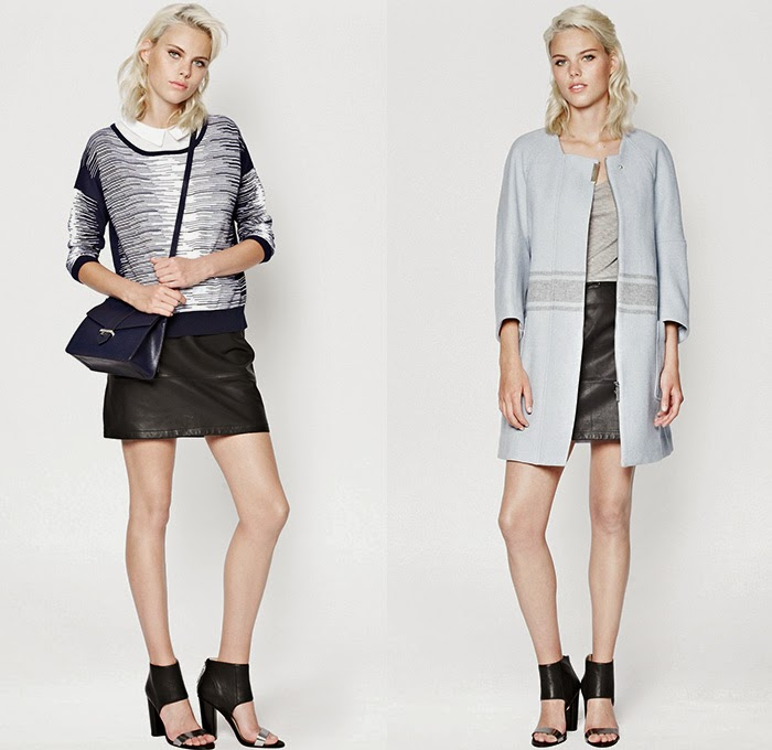 fashion layer french connection for woman 2015