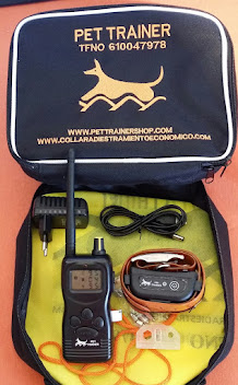 PET TRAINER MOD. ELITE SIMPLE   PRECIO:75€
