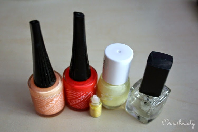 Manicura: ombre nails