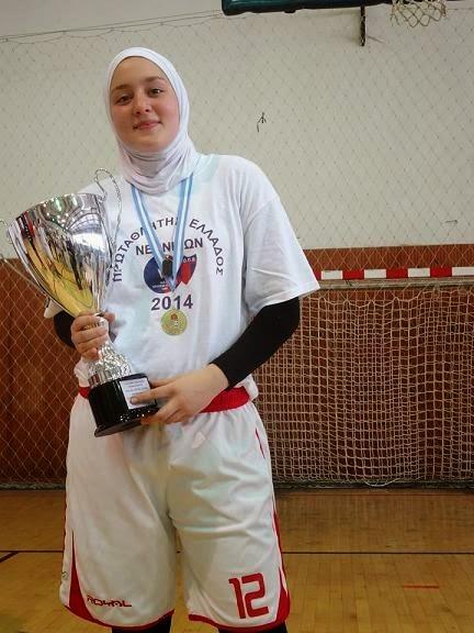 Σερίνα Αμπντέλ Φαττάχ: «Χαίρομαι το άθλημα»
