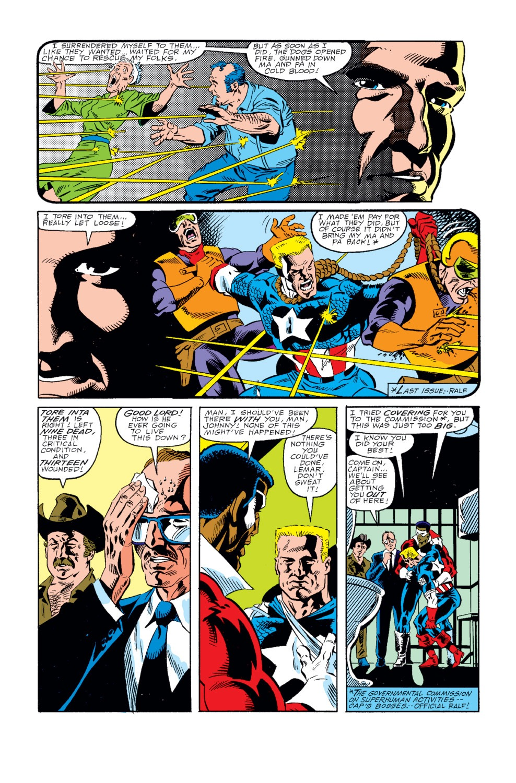 Captain America (1968) Issue #346 #276 - English 4