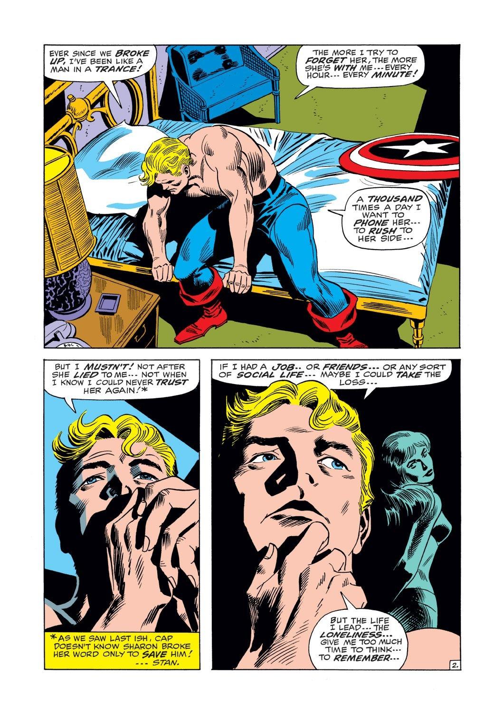 Captain America (1968) Issue #125 #39 - English 3
