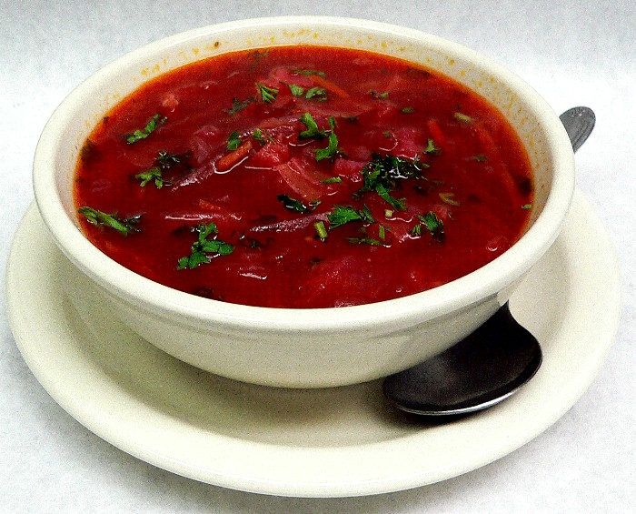 how to make polish borscht soup