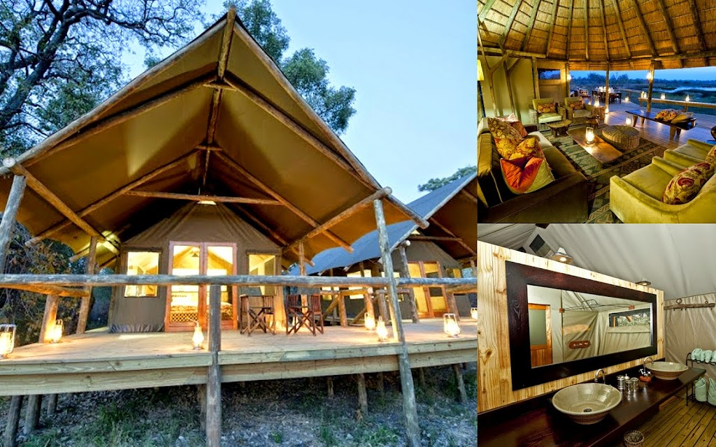 Lodges: Luxury Safari Accommodations in Africa.