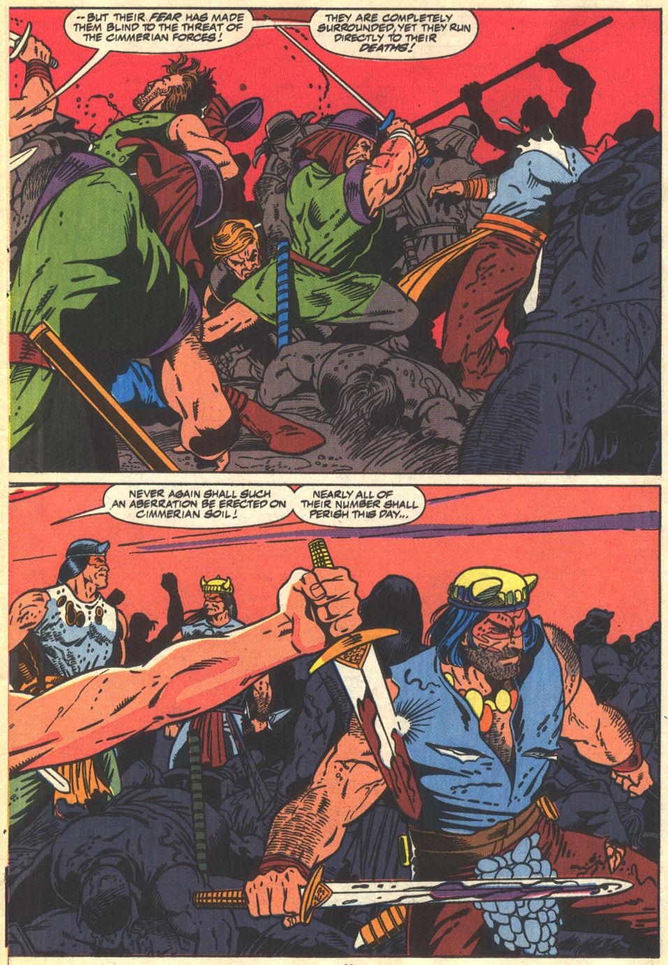 Conan the Barbarian (1970) Issue #235 #247 - English 22