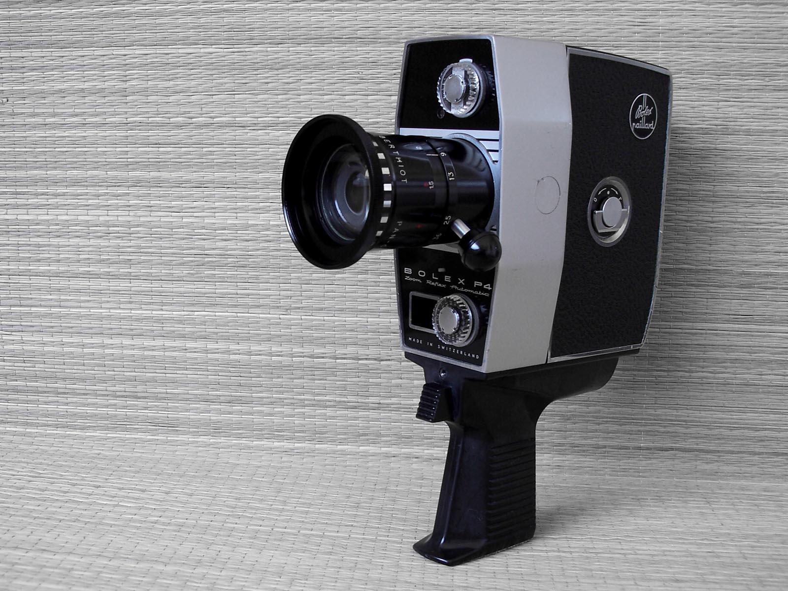 fotografia riflessiva bolex paillard p4 zoom reflex automatic 1965. Black Bedroom Furniture Sets. Home Design Ideas