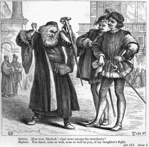 how does shakespeare present the conflict between shylock and antonio in merachant of venice What is the conflict between antonio and shylock in the merchant of venice   in his 1998 book shakespeare and the invention of the human, bloom charged.