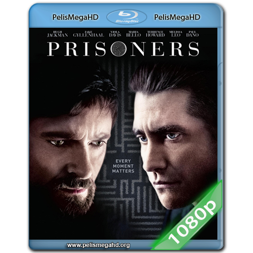 PRISONERS (2013) FULL 1080P HD MKV ESPAÑOL LATINO