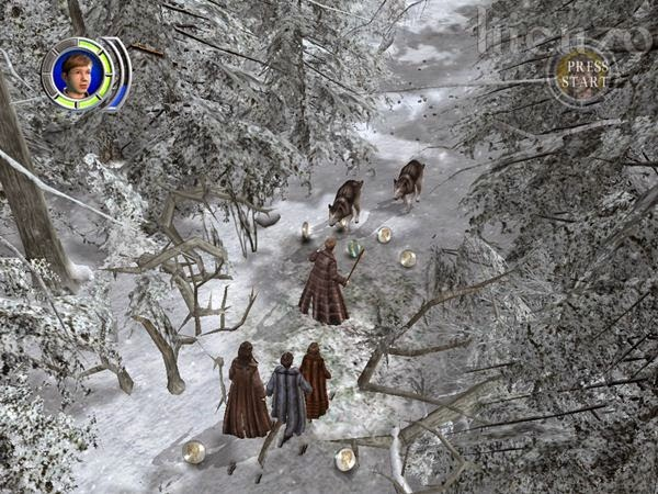 The Chronicles of Narnia (1)