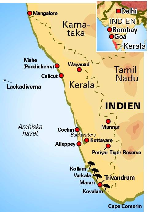 Mitt Liv I En Energiforpackning Nu Kommer Vi Indien
