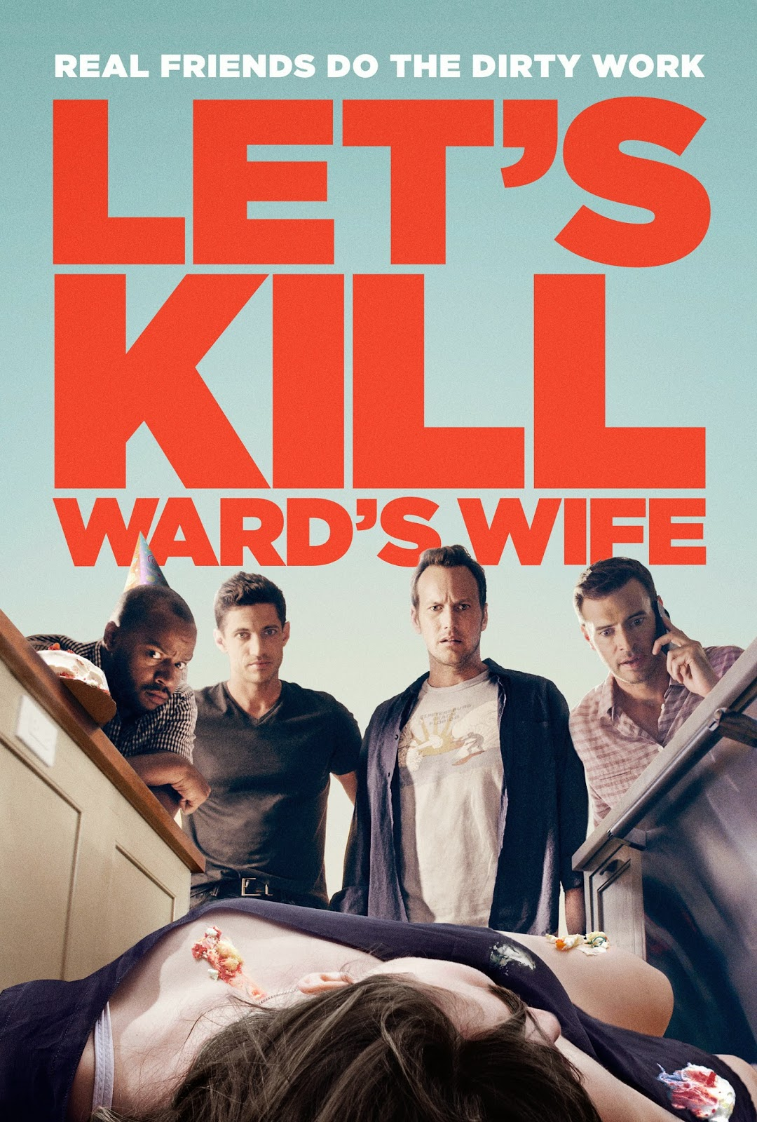 Let's Kill Ward's Wife (2014) Poster