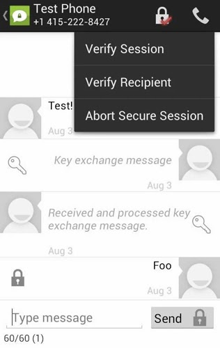 TextSecure - Magrush.com