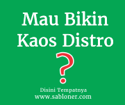 Jasa Sablon Bandung