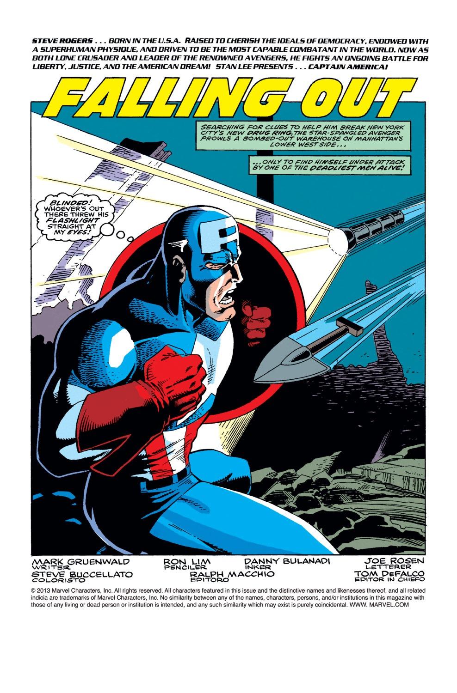 Captain America (1968) Issue #374 #307 - English 2