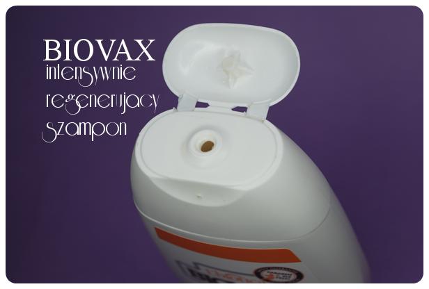 szampon intensywnie regenerujący