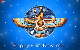 Parsi New Year Shahenshahi